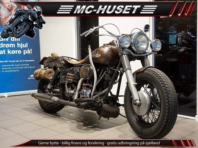 Harley-Davidson, FL, ccm 1200