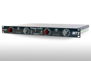 VINTAGE-AUDIO-M72-1272-DUAL-MIC-PREAMP-NEVE-STYLE-PREAMP-HOT-RODDED