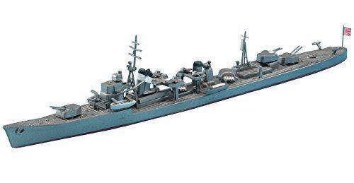 Hasegawa 1  700 IJN Destroyer Asashimo modellllerler Kit NY från japan
