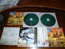 Gamma Ray / Blast from the Past JAPAN+1 2CD *G