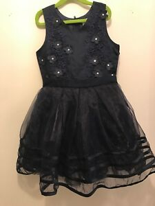 d95443183 Image is loading Nanette-Lepore-Girls-Party-Dress-Age-8