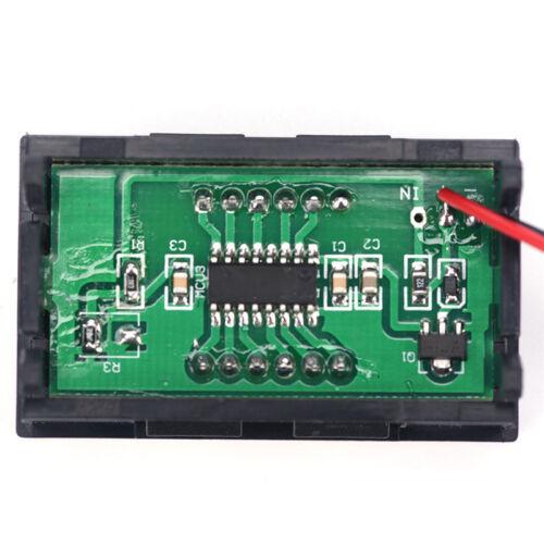 Voltmetro Tester Batteria di tensione digitale TW