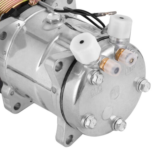 AC A//C Compressor and Clutch for Sanden SD508 for Jeep Wrangler 1985-1990 9537