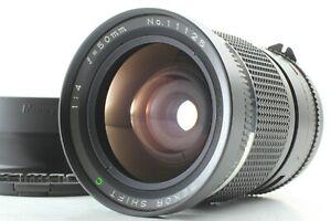 EXC-4-Mamiya-Sekor-SHIFT-Lens-50mm-F-4-C-con-cappuccio-per-645-DAL-GIAPPONE-Series