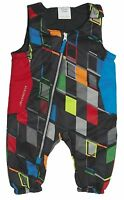 Obermeyer Max Bib Pants Boys Kids 12 Month Baby Winter Snow Ski Suit Msrp$70 on sale