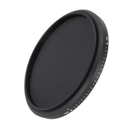 FOTGA Slim Fader Variable Adjustable ND ND2 to ND400 Filter 77mm Neutral Density