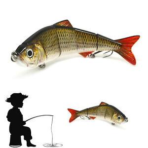 4-Segment-Swimbait-Lures-Crankbaits-Baits-Hard-Bait-Fishing-Lures-4-7inch-12cm