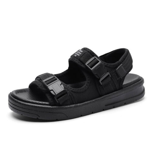 38-48 Summer Mens Big Size Slingback Sports Walking Beach Sandals Shoes Casual B