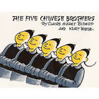 The Five Chinese Brothers by Claire H Bishop (Hardback, 1996)