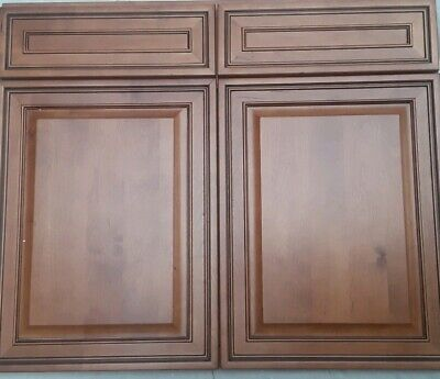 Base Cabinet Fronts! Reface Replace Maple Solid Wood ...