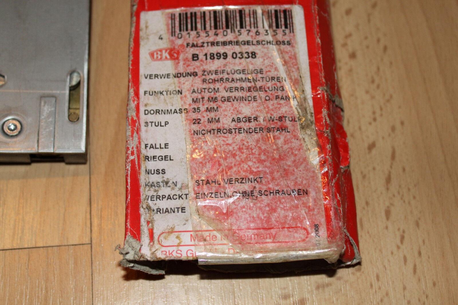 BKS Falztreibriegelschloss 1899 0338, Dornmass Dornmass Dornmass 35 mm, DIN L  | Am praktischsten  | Das hochwertigste Material  | Meistverkaufte weltweit  | Sonderpreis  045f76