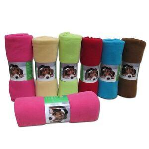 Pet Blanket Ultra Soft Baby Dog Cat Warm New