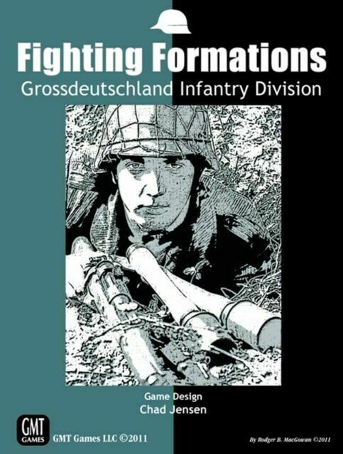 GMT Fighting Formations Grossdeutschland Motorized Infantry Div 2nd Printing for sale online