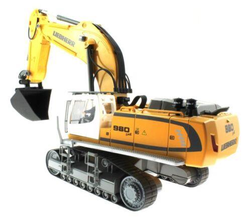 Trapecio-pala para siku control 32 Liebherr excavadoras 6740