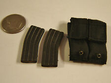 art figures US navy seal M4 ammo pouch n 2 magazines 1/6 toys dragon bbi clips