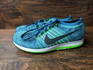 dfe4f541977d1 Brand New Nike Flyknit Streak Men s Size 5.5 Running Training Shoes ...