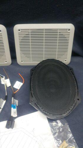 NEW Pair 6x9 *FORD* Factory Speakers 25 Watt 4 Ohm XC2F-18814-BA Set 2 OEM Kit
