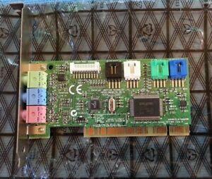 DELL DP//N 0088GF Creative Labs CT5807 PCI Sound Card