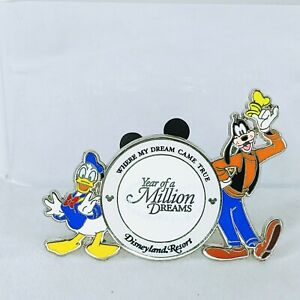 WDW-Year-of-a-Million-Dreams-Goofy-and-Donald-Duck-ONLY-Disney-Pin-59583