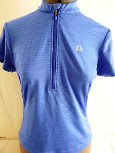 Pearl-Izumi-Select-Womens-Cycling-Jersey-Zip-Size-Small-3-Rear-Pockets