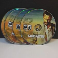 Max Payne 3 (PC, 2012) DISC ONLY