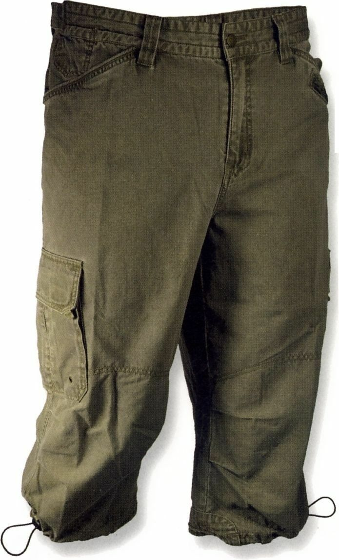 Bermuda pour les loisirs Chasse & Outdoor Hubertus Olive 60