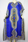 Women's Clothing Indian Polyester Caftan Long Kaftan Hippie Maxi Dress !Poncho