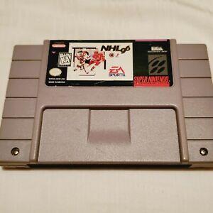 Super Nintendo NHL 96 Video Game Cartridge SNES FAST FREE SHIPPING