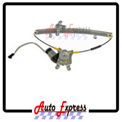 New Front Left Power Window Regulator With Motor FITS Nissan Sentra Driver Side