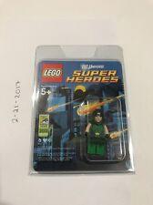 Lego 2013 SDCC Exclusive DC minifigure - Green Arrow 1 Of 200 Very Rare