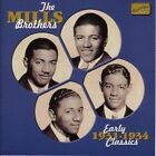 Early Classics 1931-1934 Mills Brothers Audio CD