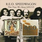 REO Speedwagon - This Time We Mean It/reo CD BGO