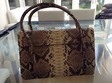 Nancy Gonzalez Python Carry All Tote Bag