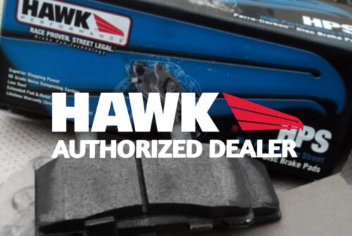 For Chevy Express 3500 96-02 Hawk High Performance Street Front Brake Pads