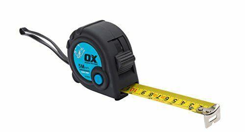 OX Ruban à mesurer-Commerce Série Métrique Ruban-Heavy Duty Nylon Enduit