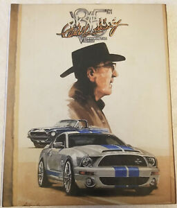Carroll-Shelby-85th-Birthday-Sample-Book-1-of-1-Hardcover