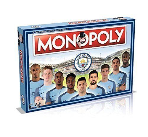2018 full range da Winning Moves Monopoly Board partita di football edizione regalo