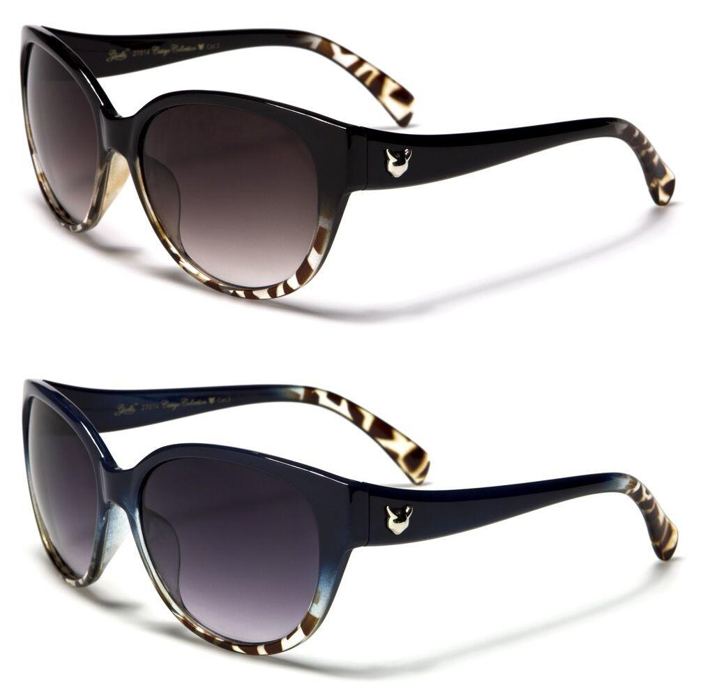 Ladies Fashion Womens Vintage Designer Giselle Cat Eye Sunglasses Free Case 2085