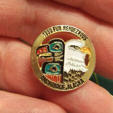 Big Dipper 2002 Anchorage Alaska Fur Rondy Rendezvous Collectors Large Pin