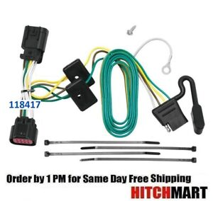 Wiring Harnesses Tekonsha 118425 T-One Connector Assembly ...