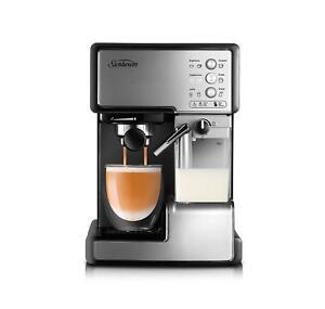 sunbeam cafe barista manual coffee machine em5000