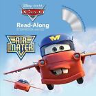 Read-Along Storybook and CD: Air Mater by Annie Auerbach and Disney Book Group Staff (2012, Paperback)
