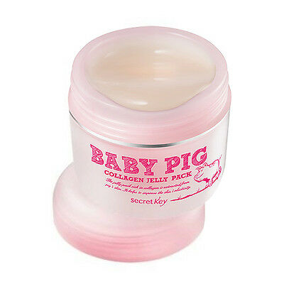[SECRET KEY] Baby Pig Collagen Jelly Pack 100g / Powerful hydrating