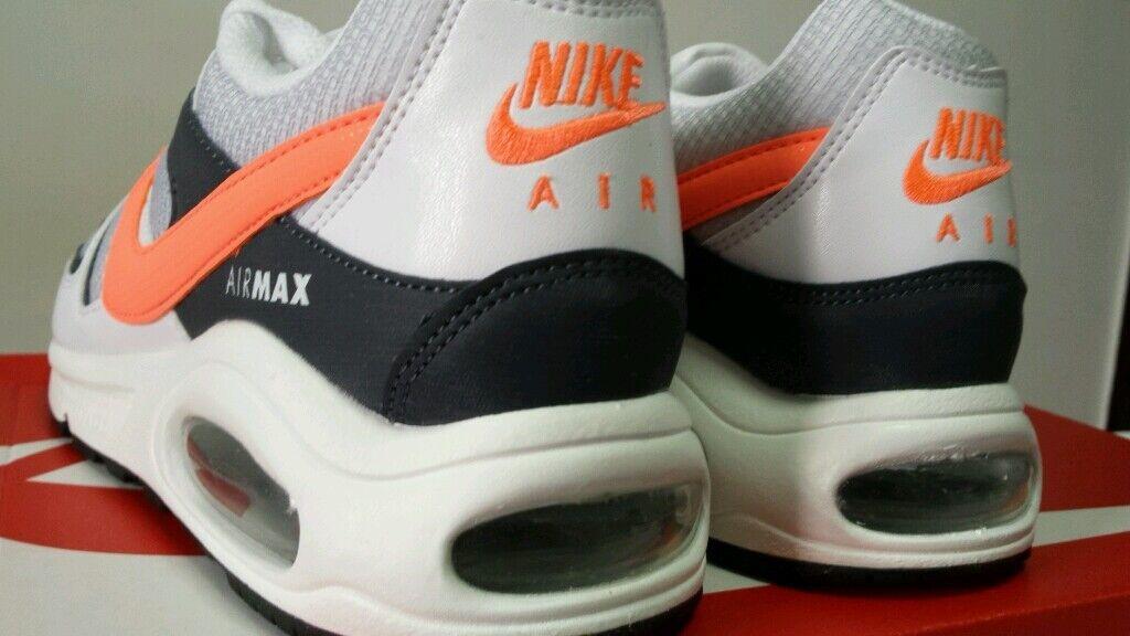 NIKE AIR MAX COMMAND GRIS WMNS 97 BLANC GRIS COMMAND NOIR ABRICOT N.37,5 PRIX OKKSPORT 32e028