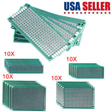 40 X Fr 4 Double Side Prototype Pcb Printed Circuit Board Of 16mm Thickness