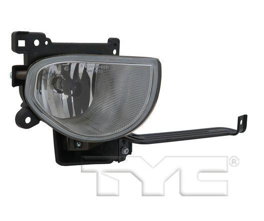 TYC NSF Right Side Fog Light Assy For Acura TL 2009-2011