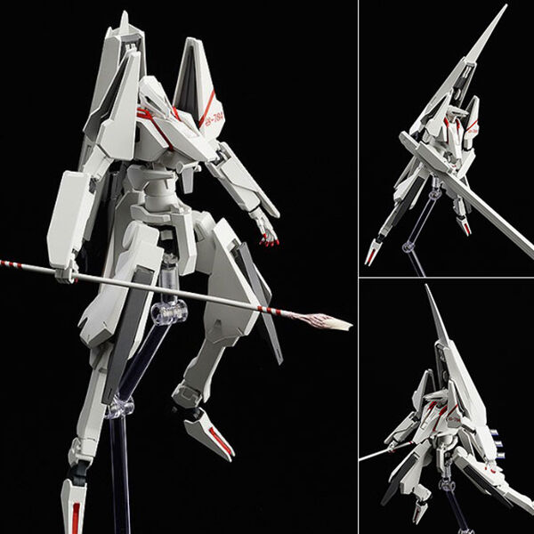 Figma 254 Tsugumori Knights of Sidonia Anime Figure Max Factory Japan