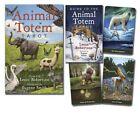 Animal Totem Tarot 9780738743486 by Leeza Robertson