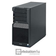 Fujitsu Celsius R570-2 Workstation 2x E5620 12GB RAM Quadro 600 160GB HDD 10K W7