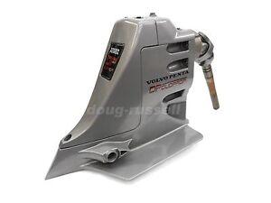 how to add oil to volvo penta sx trim pump